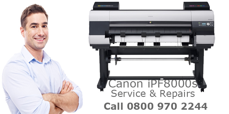canon ipf8400s printer repair