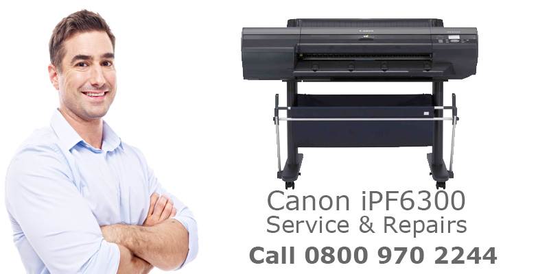 canon ipf6300 printer reapris