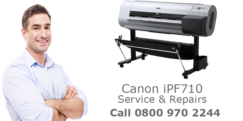 CANON IPF710 PLOTTER REPAIR SERVICE