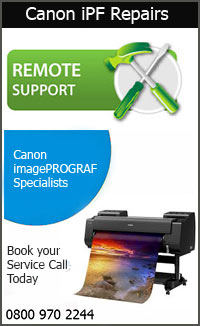 canon large format service and repair